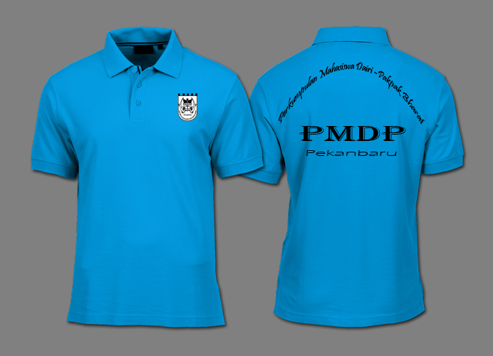 Polo Shirt Pmdp Pekanbaru Keep Up